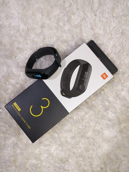 Used Official MI Band 3 brand new (5 bands) in Dubai, UAE