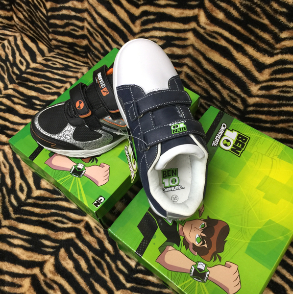 Used # Shoes BEN10# Size 35 Two P in Dubai, UAE