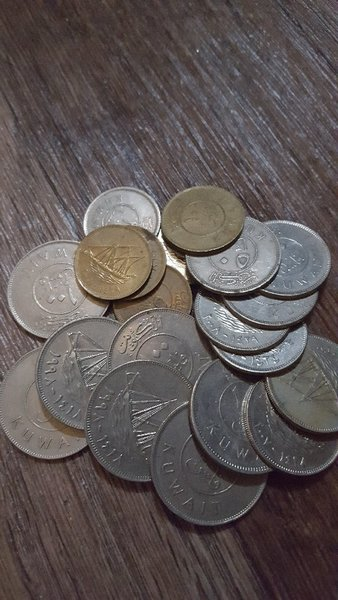 Used Kuwait Dinar Coins for sale in Dubai, UAE