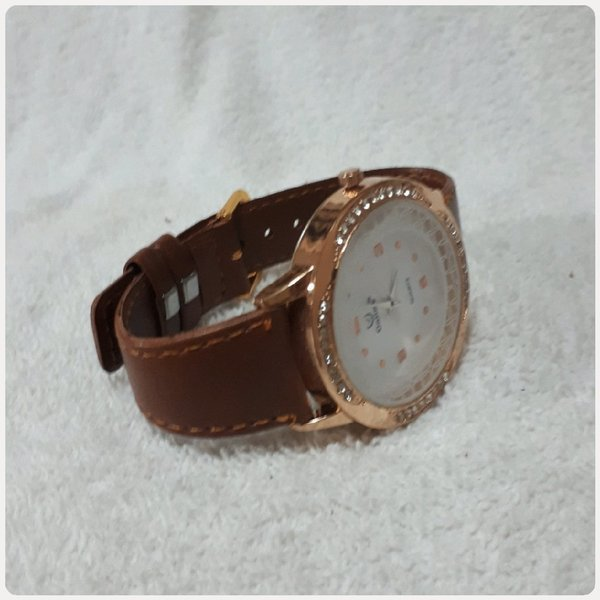 Used ONTIME watch for her in Dubai, UAE