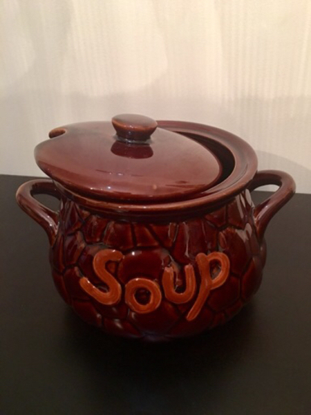 Used Soup Bowl! in Dubai, UAE