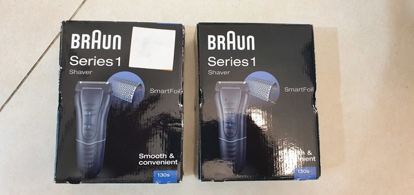 Used Braun Shaver in Dubai, UAE