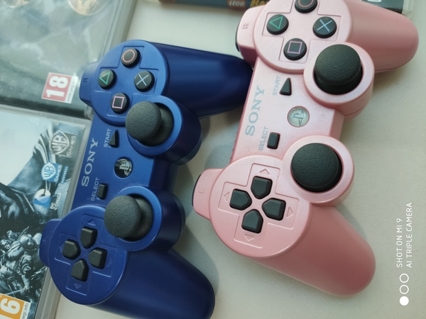 Used PS3 Controllers and 7pcs PS3 Games in Dubai, UAE