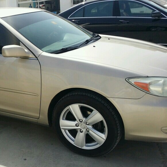 Used Camry model le 2004 Km/h 165000 Good condition Any Call Me 0509569933 in Dubai, UAE