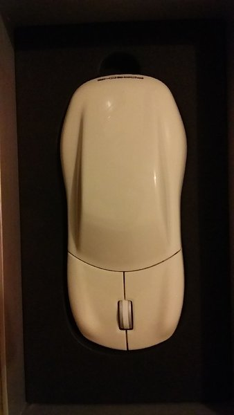 Used Original Porsche design wireless mouse in Dubai, UAE