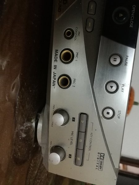 Used Dvd player with mic in Dubai, UAE