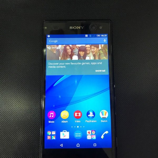 Used Sony C3 front camera with flash in Dubai, UAE