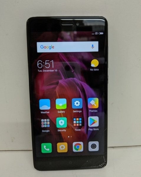 Used Redmi note 4 black in Dubai, UAE