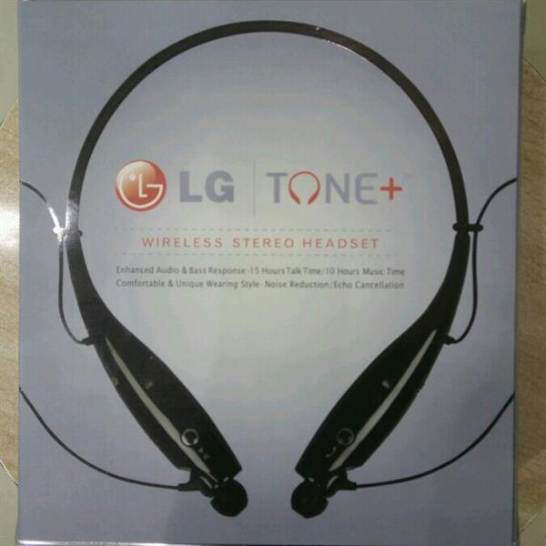 Used LG TONE+ Wireless headset in Dubai, UAE
