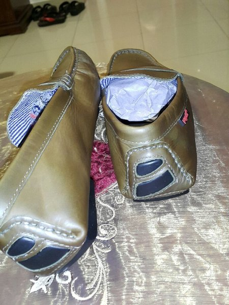 Used Brand new Bugatti Loafers in Dubai, UAE