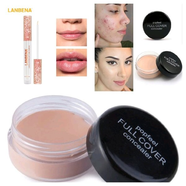 Used Beauty offer concealer and lip plumper in Dubai, UAE
