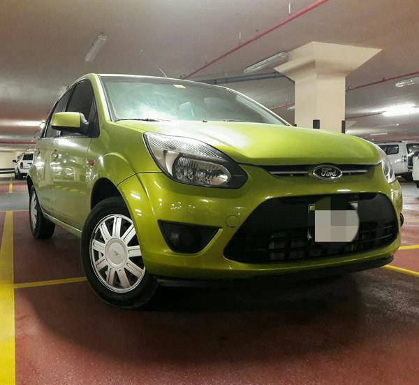 Used FORD FIGO (For Sale) in Dubai, UAE