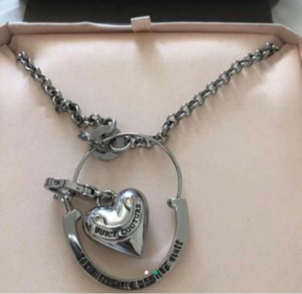 Used Necklace juicy couture  in Dubai, UAE