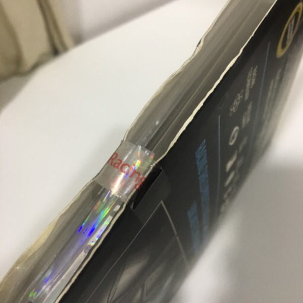 "Used Nanoglass protector for 10"" iPad  in Dubai, UAE"