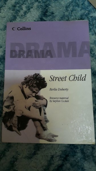 Used Street Child Story book in Dubai, UAE