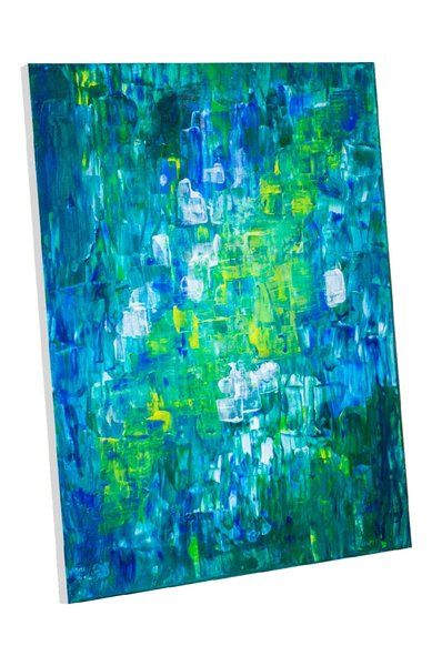 Used Original Abstract Painting in Dubai, UAE
