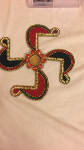 Used Rangoli ready swastik in Dubai, UAE