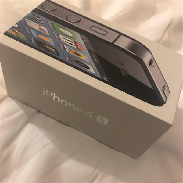 Used Brand New Pack Piece Iphone 4s 16 Gb WITH FACETIME in Dubai, UAE