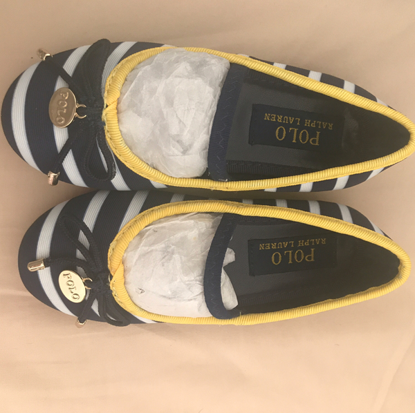 Used Brand New Polo RL Kidd Shoes in Dubai, UAE