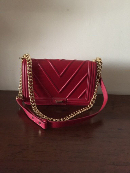 Used Red Bag in Dubai, UAE
