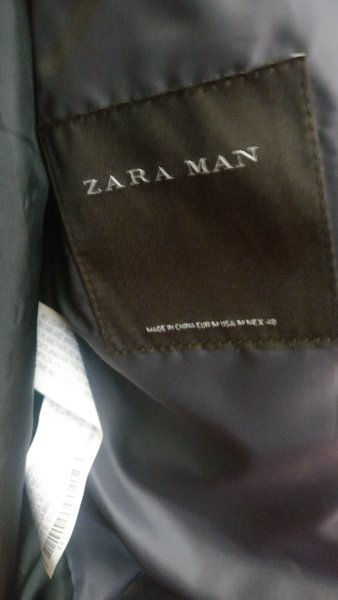 Used Zara Classic Bomber Jacket in Dubai, UAE