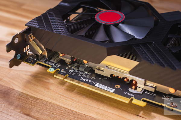 Used XFX RX 580 8GB Graphics Card in Dubai, UAE