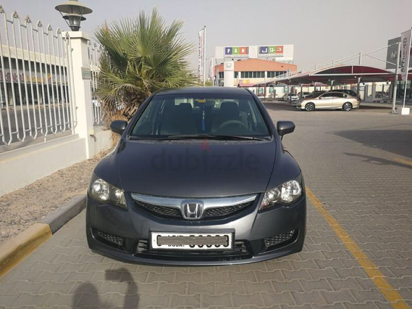 Honda Civic 2010, Well Maintained, Single Owner,