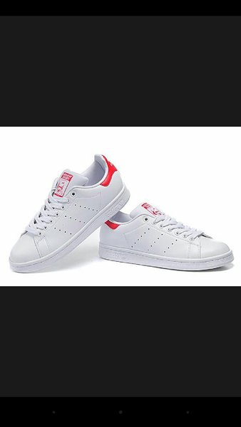 Used Adid@s Size 42 White/Red in Dubai, UAE