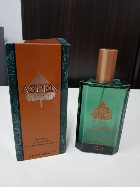 Used Perfume Aspen (Original) 118mL in Dubai, UAE