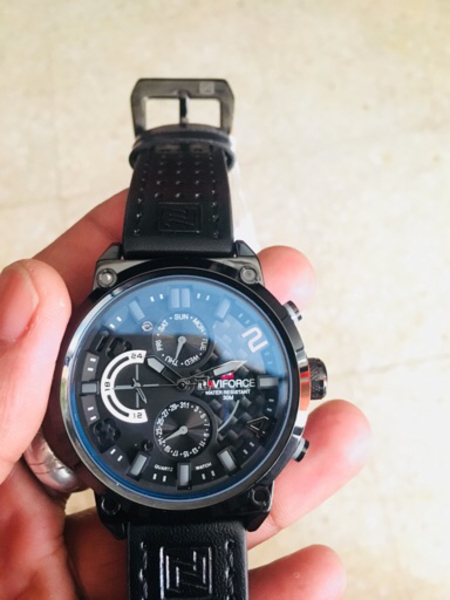 Used Navi force original watch in Dubai, UAE