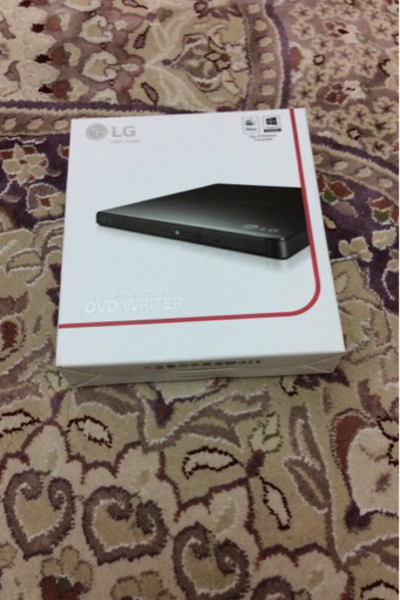 Used Lg Portable DVD writer portable in Dubai, UAE