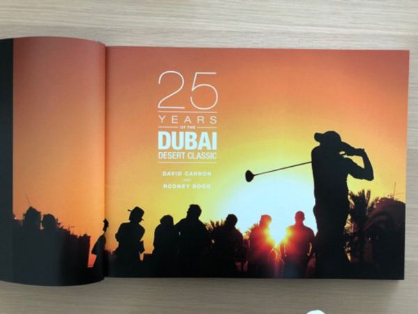 Used 25 Years of the Dubai Desert Classic in Dubai, UAE