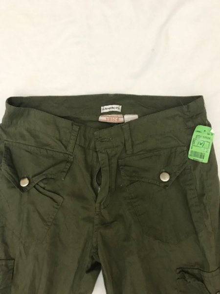 Promo Item No.1 Ladies Cargo Pants