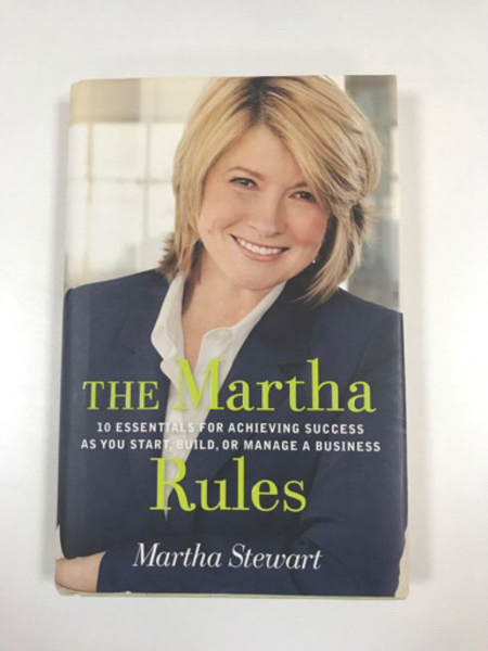 Used Two Books of Martha Stewart in Dubai, UAE