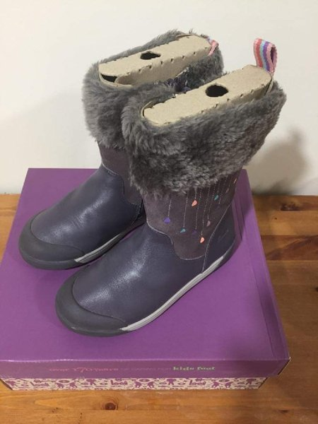 Used Clarks - Girls Boots in Dubai, UAE