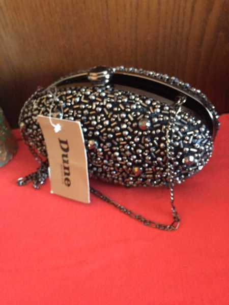 Used 50% off on New branded Clutch from Dune  in Dubai, UAE