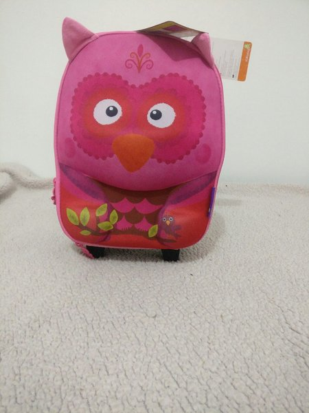 Used Wild pack Trolley Owl for juniors in Dubai, UAE