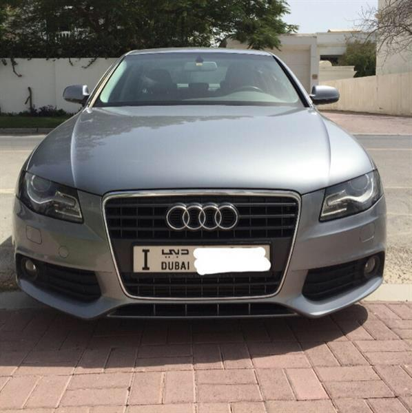 Used Audi A4 2.0T in Dubai, UAE