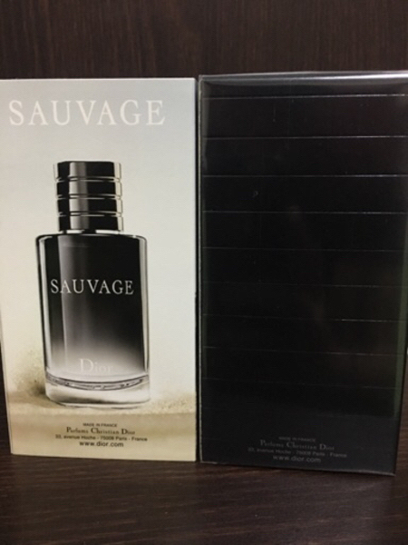 Used ❤️Sauvage❤️By Cristian Dior 100 ML (EDT) in Dubai, UAE