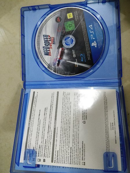 Used PS4 game - Need for Speed Rivals in Dubai, UAE