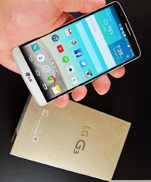 Used LG G3: Orginal phone.... Full piece in Dubai, UAE