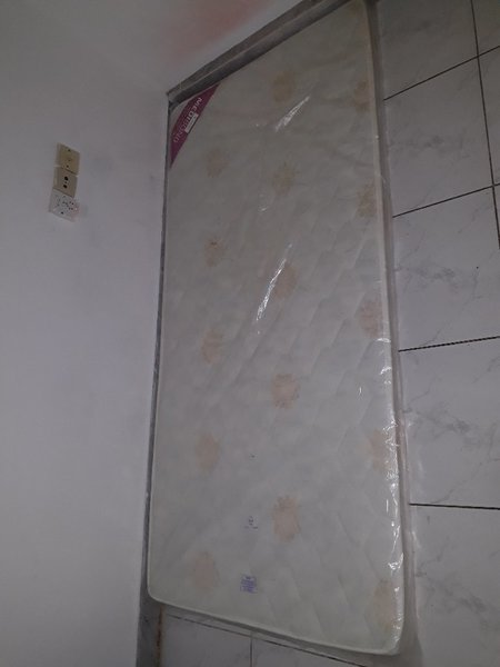 Used Mattress single bed. in Dubai, UAE