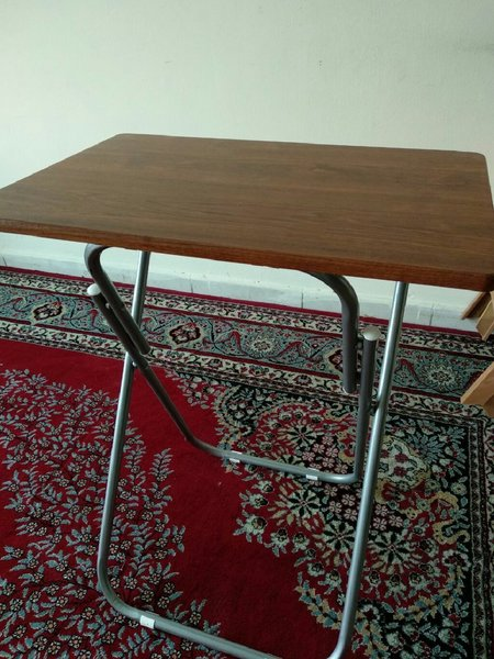 Used Foldable.table brand new in Dubai, UAE