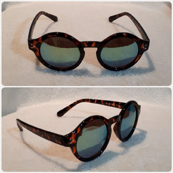 Used Fantastic shiny brown sungglass for her in Dubai, UAE