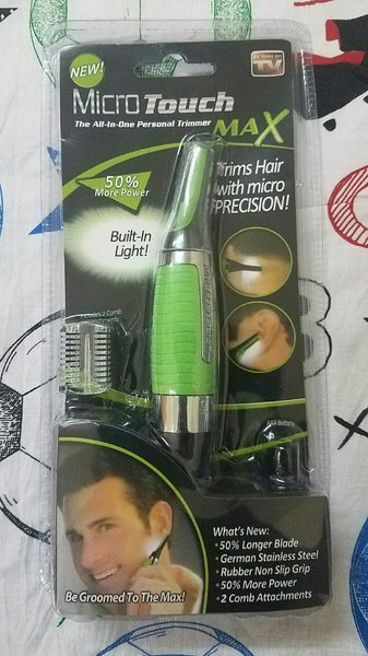 Used Micro touch  trimmer . in Dubai, UAE