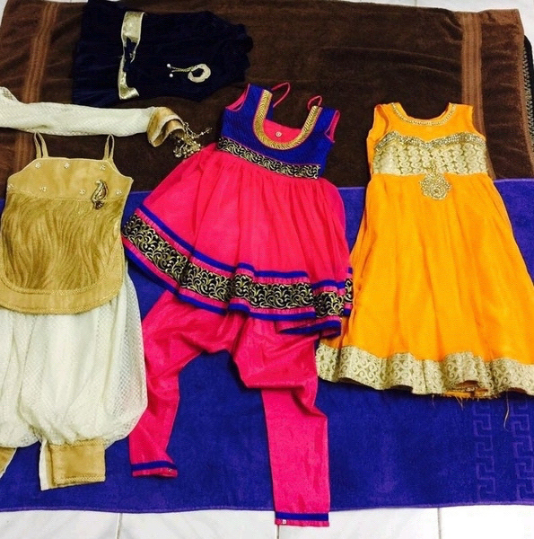 Used bundled Offer#Party Wears#used in Dubai, UAE