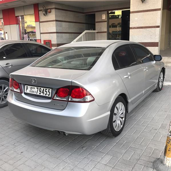 Used Honda Civic GCC - Very Very Good Condition  in Dubai, UAE