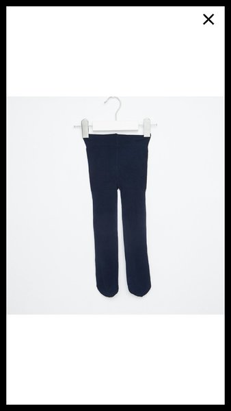 Used 2 Girls legging skin tight 5 to 6 years in Dubai, UAE