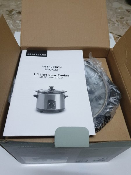 Used LakeLand 1.5 L slow cooker in Dubai, UAE