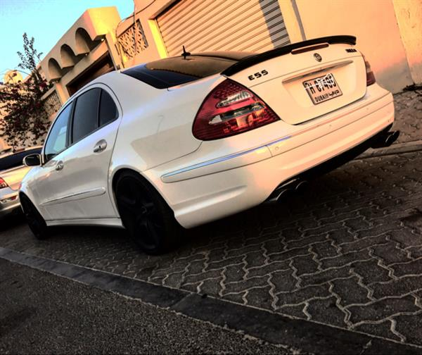 Used MercedesBenz E500 and E55 kit and exhaust, perfect condition. No Accident ever !  in Dubai, UAE